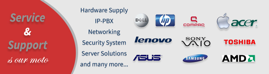 Ligon Tech Hardware Support and Sales